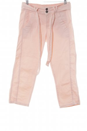 Street One Stoffhose apricot Casual-Look