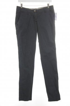 Street One Stoffhose blau Casual-Look