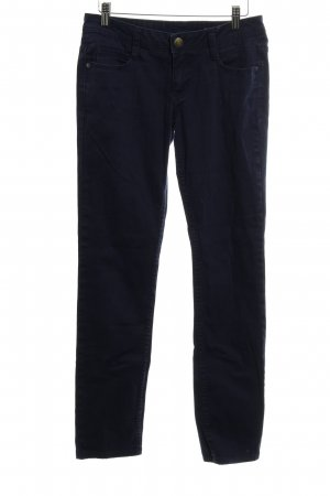 Street One Straight-Leg Jeans dunkelblau Casual-Look