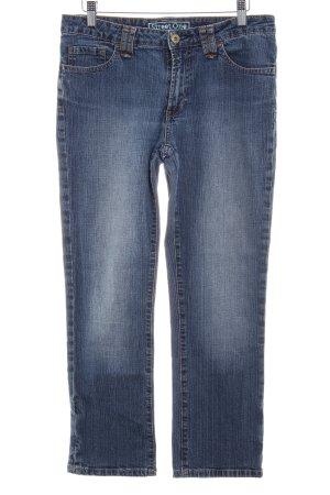 Street One Straight-Leg Jeans graublau Vintage-Artikel