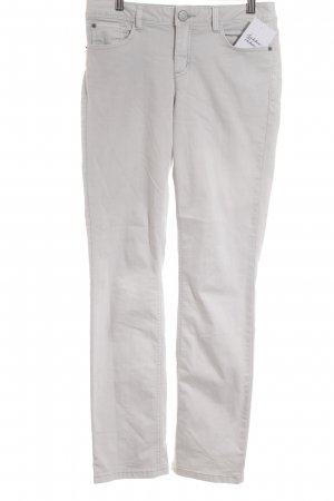 Street One Straight-Leg Jeans hellgrau Casual-Look