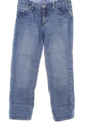 Street One Straight-Leg Jeans himmelblau meliert Casual-Look