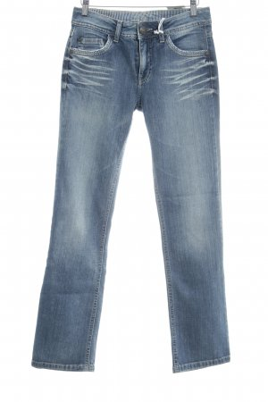 "Street One Straight-Leg Jeans ""york"" blau"