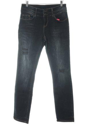 Street One Jeans stretch bleu foncé style décontracté