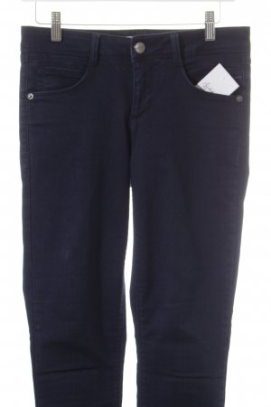 Street One Stretch Jeans dunkelblau Casual-Look