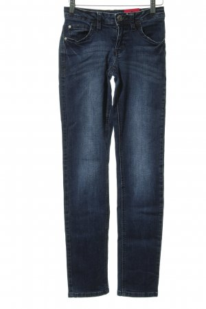 Street One Jeans stretch bleu foncé style simple