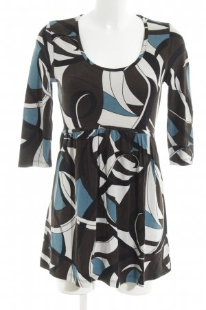 Street One Stretch Dress allover print casual look