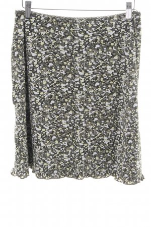 Street One Stretch Skirt allover print casual look