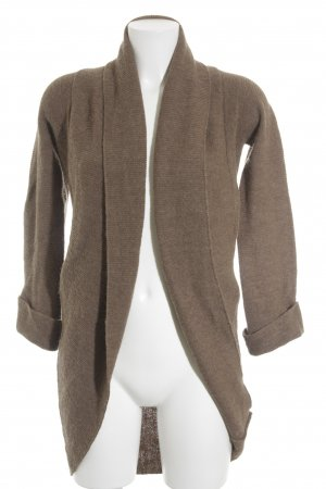 Street One Strick Cardigan braun Casual-Look