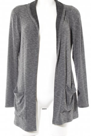 Street One Strick Cardigan grau Casual-Look