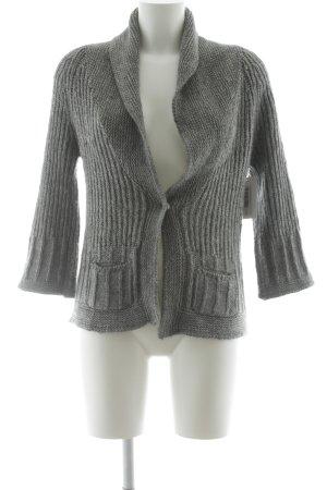 Street One Giacca in maglia grigio stile casual
