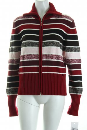Street One Strickjacke Streifenmuster Casual-Look