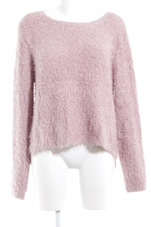 Street One Strickpullover altrosa Casual-Look