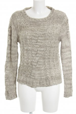 Street One Strickpullover beige Casual-Look