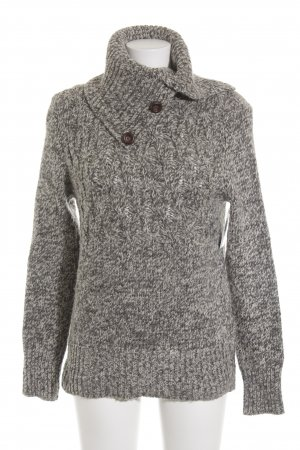 Street One Strickpullover meliert Kuschel-Optik