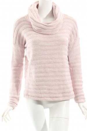 Street One Strickpullover rosé Webmuster Street-Fashion-Look