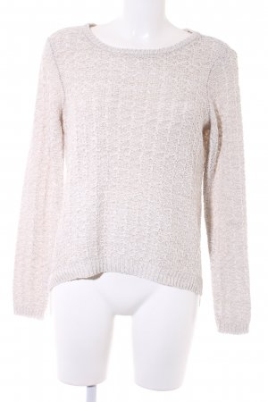 Street One Strickpullover wollweiß Casual-Look