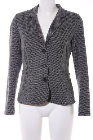 Street One Gilet tricoté noir-gris foncé style décontracté