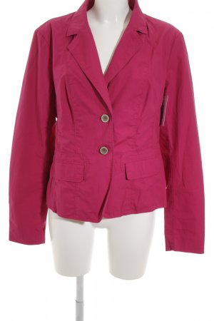 Street One Sweatblazer pink Casual-Look