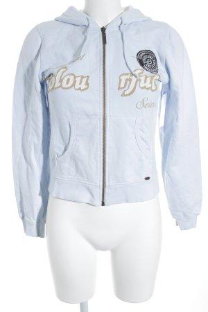Street One Sweat Jacket azure casual look