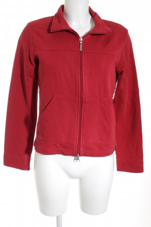 Street One Sweatjacke rot Casual-Look