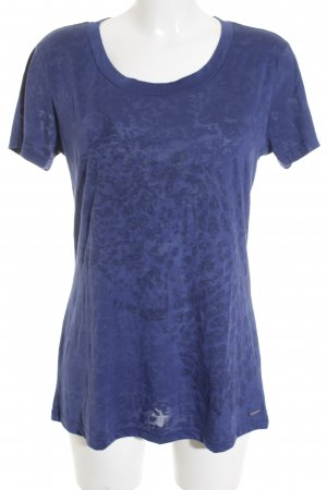 Street One T-Shirt blau Casual-Look