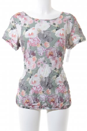 Street One T-Shirt florales Muster Casual-Look