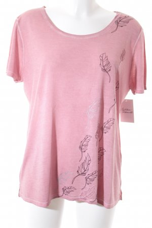 Street One T-Shirt rosa Casual-Look