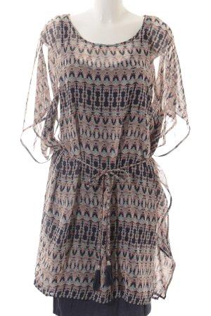 Street One Trägerkleid abstraktes Muster Gypsy-Look