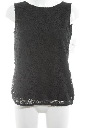Street One Trägertop schwarz Elegant