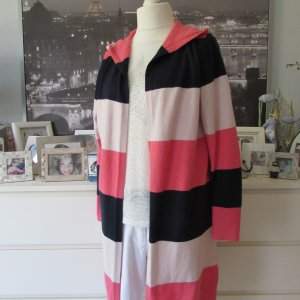 STREET ONE * Traum Long Cardigan Kapuze akt.Kollek. * navy-pink-rose * 42