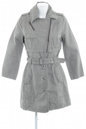 Street One Trenchcoat graubraun Casual-Look