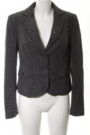 Street One Tweedblazer schwarz meliert Business-Look