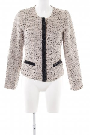 Street One Tweedblazer Allover-Druck Business-Look