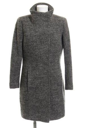 Street One Cappotto mezza stagione grigio chiaro-antracite puntinato