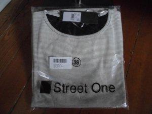 Street One Camisa de rayas multicolor