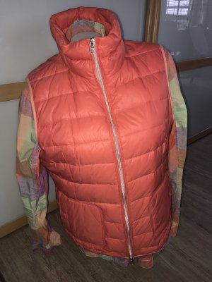 Street One Quilted Gilet multicolored