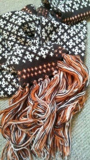 Street One - Winterlicher Schal mit norweger Muster