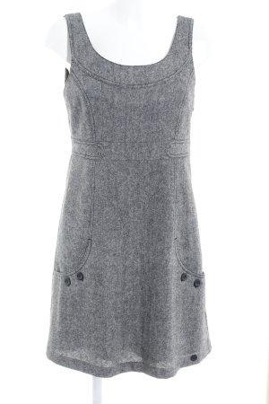 Street One Wollkleid grau klassischer Stil