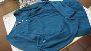 Street One Blouse à enfiler multicolore tissu mixte