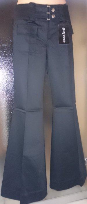 Streich - Hosen von Laura Scott schwarz Kurzgröße 19