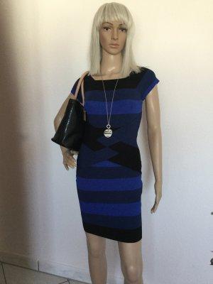 Streich Mini-Kleid Strickkleid von Morgan Gr.S