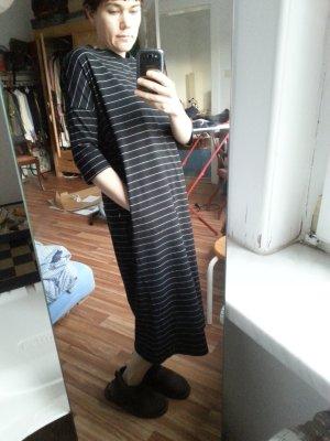 Streifen-Kleid, leichte egg shape von Zara trafaluc