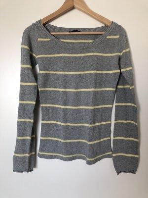 AJC Crewneck Sweater grey-primrose