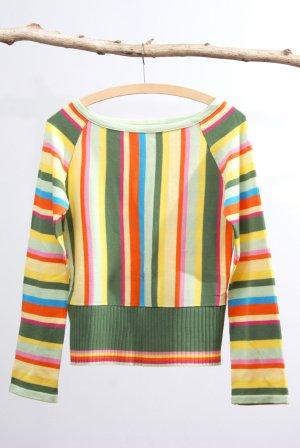 Streifen-Pullover von Only Größe M