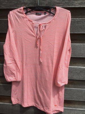 Streifen  Shirt- Langnese