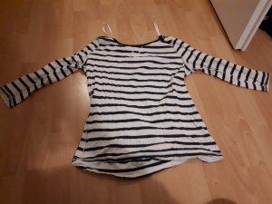 Streifen T Shirt Größe M
