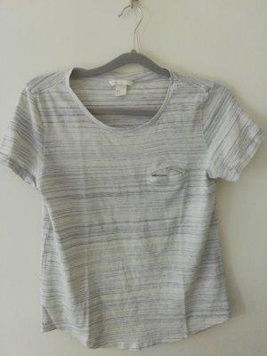 Streifen t-shirt von H&M