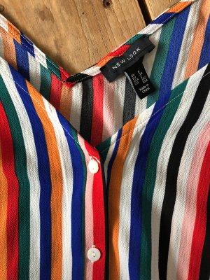 New Look Top con bretelline multicolore Poliestere