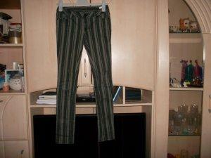 streifenhose,kaki,fb sister,grösse xxs